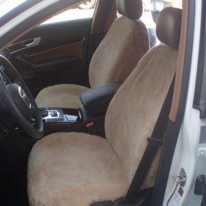 Szőrme autós üléshuzat