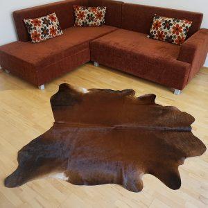Hovädzia koža 190x175 cm